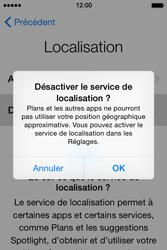Apple iPhone 4S (iOS 8) - Premiers pas - Créer un compte - Étape 11
