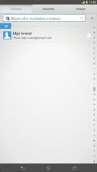 Sony C6833 Xperia Z Ultra LTE - E-mail - hoe te versturen - Stap 6