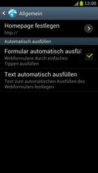 Samsung I9300 Galaxy S III - Internet - Manuelle Konfiguration - Schritt 20