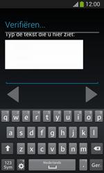 Samsung Galaxy S3 Mini Lite - apps - account instellen - stap 20