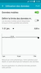 Samsung J500F Galaxy J5 - Internet - activer ou désactiver - Étape 5
