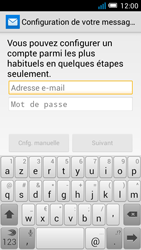 Alcatel Pop C7 - E-mail - configuration manuelle - Étape 9