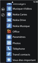 Nokia Lumia 800 - Internet - configuration manuelle - Étape 3