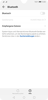 Huawei Mate 20 - Bluetooth - Geräte koppeln - 7 / 11