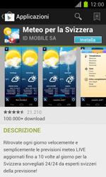 Samsung Galaxy S II - Applicazioni - Installazione delle applicazioni - Fase 14