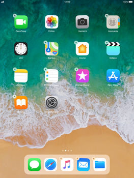 Apple iPad mini 2 - Apps - Löschen und wiederherstellen von vorinstallierten iOS-Apps - 1 / 1