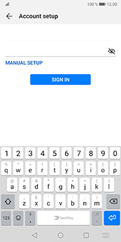 Huawei Mate 10 Pro - Android Pie - E-mail - 032b. Email wizard - Yahoo - Step 6