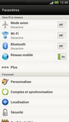 HTC Z520e One S - Internet - Configuration manuelle - Étape 5