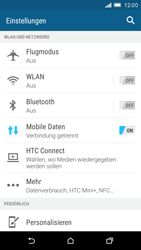 HTC One M9 - WiFi - WiFi-Konfiguration - Schritt 4