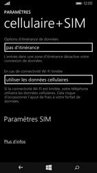 Microsoft Lumia 535 - Réseau - Sélection manuelle du réseau - Étape 5