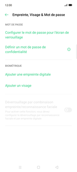 Oppo Find X2 Lite - Sécuriser votre mobile - Activer le code de verrouillage - Étape 5