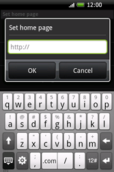 HTC A6262 Hero - Internet - Manual configuration - Step 19