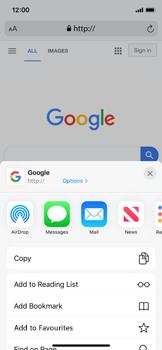 Apple iPhone 11 Pro - Internet - Internet browsing - Step 16