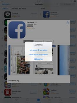 Apple iPad Pro 9.7 inch - Apps - Konto anlegen und einrichten - 18 / 35
