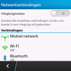 BlackBerry Q10 - Internet - Uitzetten - Stap 5