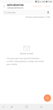 Samsung Galaxy J4+ - E-mails - Ajouter ou modifier un compte e-mail - Étape 6