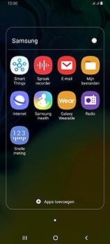 Samsung galaxy-a80-dual-sim-sm-a805fz - E-mail - Hoe te versturen - Stap 4