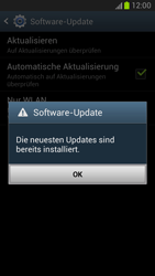 Samsung Galaxy Note II - Software - Installieren von Software-Updates - Schritt 10