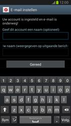 Samsung N7100 Galaxy Note II - E-mail - Handmatig instellen - Stap 15