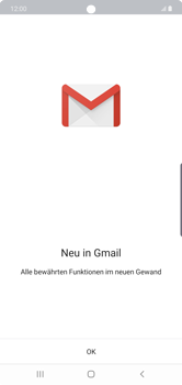 Samsung Galaxy Note 10 Plus 5G - E-Mail - 032a. Email wizard - Gmail - Schritt 5