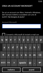 Nokia Lumia 1020 - Applicazioni - Configurazione del negozio applicazioni - Fase 13