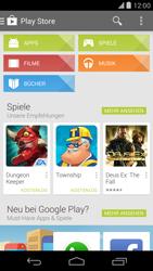 LG D821 Google Nexus 5 - Apps - Konto anlegen und einrichten - Schritt 21