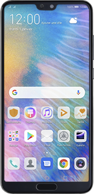 Huawei P20 Pro - Android Pie - MMS - Configuration manuelle - Étape 16