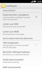 Alcatel POP S3 - sms - handmatig instellen - stap 6