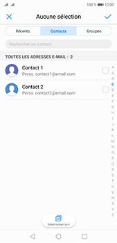 Huawei P20 pro - E-mails - Envoyer un e-mail - Étape 5