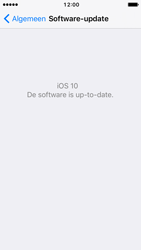 Apple iPhone 5c iOS 10 - software - update installeren zonder pc - stap 6