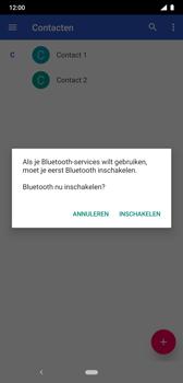 Nokia 8-1 - Contactgegevens overzetten - delen via Bluetooth - Stap 10