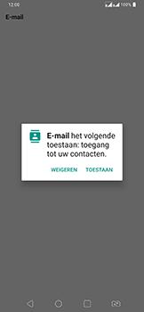 LG v40-thinq-lm-v405ebw - E-mail - Account instellen (POP3 met SMTP-verificatie) - Stap 24