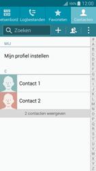 Samsung A500FU Galaxy A5 - Contacten en data - Contacten kopiëren van SIM naar toestel - Stap 4