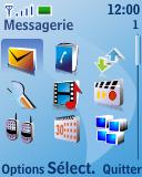 Nokia 3110 classic - MMS - envoi d'images - Étape 2