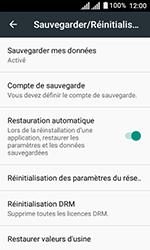 Alcatel U3 - Aller plus loin - Gérer vos données depuis le portable - Étape 11