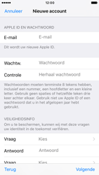 Apple iPhone 6s iOS 10 - Applicaties - Account aanmaken - Stap 12