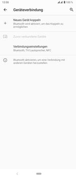 Sony Xperia 5 - Bluetooth - Verbinden von Geräten - Schritt 5