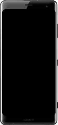 Sony Xperia XZ3 - SIM-Karte - Einlegen - Schritt 6