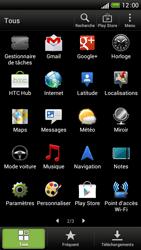 HTC One S - Internet et connexion - Utiliser le mode modem par USB - Étape 3
