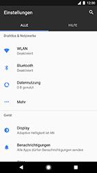 Google Pixel - Internet - Manuelle Konfiguration - Schritt 5