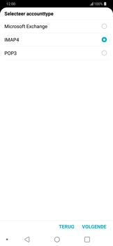 LG g7-thinq-g710 - E-mail - Account instellen (IMAP zonder SMTP-verificatie) - Stap 10