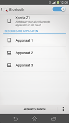Sony C6903 Xperia Z1 - bluetooth - aanzetten - stap 7