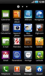 Samsung I9000 Galaxy S - Réseau - utilisation à l'étranger - Étape 6