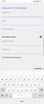 Sony xperia-10-plus-I4123 - E-mail - Account instellen (IMAP met SMTP-verificatie) - Stap 19
