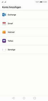 Huawei P20 - E-Mail - 032b. Email wizard - Yahoo - Schritt 4