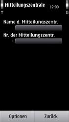 Nokia N8-00 - SMS - Manuelle Konfiguration - Schritt 8