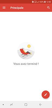 Samsung Galaxy J6 - E-mails - Ajouter ou modifier votre compte Gmail - Étape 7