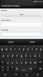 HTC One Max - E-Mail - Manuelle Konfiguration - Schritt 8