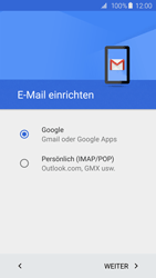 Samsung Galaxy S6 Edge - E-Mail - Konto einrichten (gmail) - 9 / 19