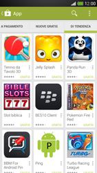 HTC One Mini - Applicazioni - Installazione delle applicazioni - Fase 13